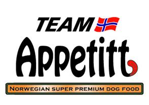Fra 1. februar inngår Bjørnar og hundene i Team Appetitt